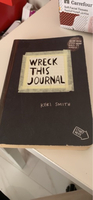 Used Wreck this journal in Dubai, UAE