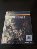 Used Final Fantasy XII Zodiac Age steelbook  in Dubai, UAE