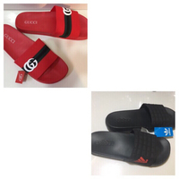 Used Offer deal: 2 pairs slippers size 45,new in Dubai, UAE
