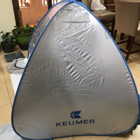 Used Outdoor tent bright silver(new) in Dubai, UAE