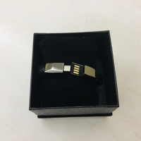 Used Charging USB bracelet new in Dubai, UAE