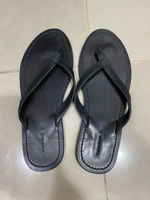Used Zara men's flip flop size 44 in Dubai, UAE