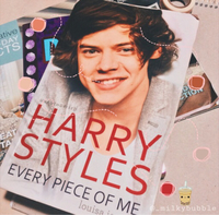 Used Harry Styles Book WITH PICTURES in Dubai, UAE
