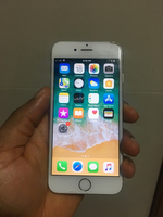 Used iPhone 6s 16GB Silver (with FaceTime) in Dubai, UAE