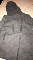 Used  جاكيت رصاصي Gray jacket  in Dubai, UAE