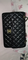 Used Black Chanel bag in Dubai, UAE
