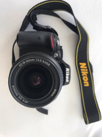 Used Nikon D5200 Camera in Dubai, UAE