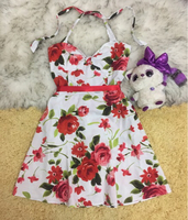 Used American Brand Floral Dress in Dubai, UAE