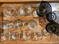 Used 14 Candle holders -  all sizes  in Dubai, UAE