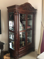 Used Glass cabinet  in Dubai, UAE