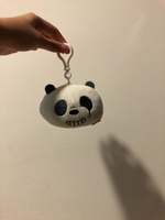 Used Cute panda bear keychain  in Dubai, UAE