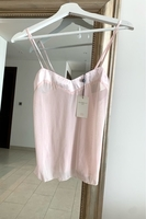 Used BLUEBELLA Pink See Through Top Size 8-10 in Dubai, UAE