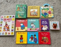 Used French kids books in Dubai, UAE
