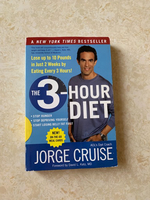 "Used ""The 3-Hour Diet"" Book in Dubai, UAE"