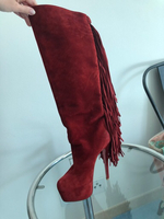 Used Louboutin boots  in Dubai, UAE