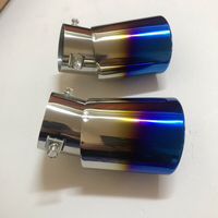Used Universal colorful Exhaust modification  in Dubai, UAE