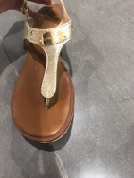 Used Michael Kors sandals, original, 37 in Dubai, UAE