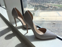 Used Glamorous Wide Fit Beige UK 3 in Dubai, UAE