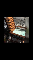 Used Classic Wooden Rocking chair in Dubai, UAE