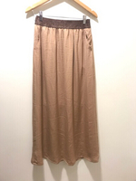 Used Preloved MAX Skirt UK8 / EUR 34 Brown  in Dubai, UAE