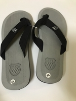 Used Flip flop size 44(new) light one  in Dubai, UAE