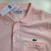 Lacoste front pocket polo shirt XL