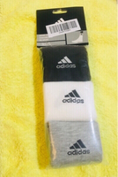Used Adidas Socks 3Pairs  in Dubai, UAE