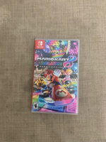 Used MARIO CART 8 deluxe Nintendo switch in Dubai, UAE
