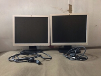 Used 2 60hz monitor 3 keyboard 2 mouse  in Dubai, UAE