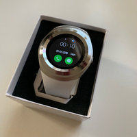 Used Y1 smart watch white NEW in Dubai, UAE