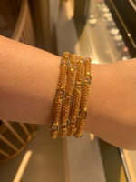 Used Set of 4 bangles  in Dubai, UAE