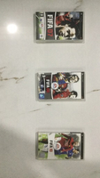 Used PSP Games (FIFA 7/8/10) in Dubai, UAE