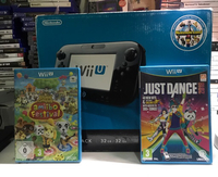 Used Wii U with box with 2 games  in Dubai, UAE