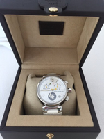 Used L V Tambour Lovely cup chrono watch  in Dubai, UAE