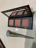 Used New bronzer palette and brush in Dubai, UAE