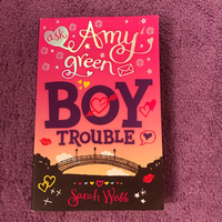 Used Boy trouble- Amy green in Dubai, UAE