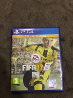 Used FIFA17 *NOT Deluxe Edition* (Ps4) in Dubai, UAE