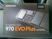 Used BrandNewSealed Samsung EvoPlus 500Gb in Dubai, UAE