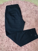 Used Zara pants navy blue  in Dubai, UAE