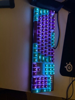 Used Motospeed mechanical gaming keyboard in Dubai, UAE