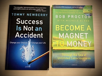 Used Two Self-Help Books  in Dubai, UAE