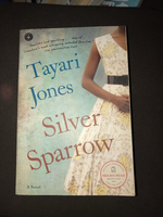 Used Silver Sparrow by Tayari Jones in Dubai, UAE