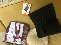 Used Laptop, custom and power bank bundle  in Dubai, UAE