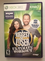Used Xbox 360 game The Biggest Loser Ultimate in Dubai, UAE