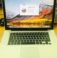 "Used MacBook 💻 Pro 15.4"" 💙 in Dubai, UAE"