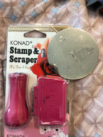Used Konad stamp kit for kids in Dubai, UAE