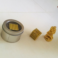Used Bundle of 3 gold magnetic balls  in Dubai, UAE