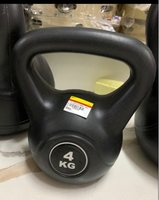 Used One piece KETTLEBELL 4 Kg in Dubai, UAE