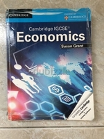 Used Edexcel IGCSE economics textbook  in Dubai, UAE