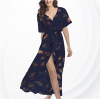Used Maxi Floral printed dress in Dubai, UAE